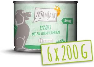 MjAMjAM Natural Wet Dog Food