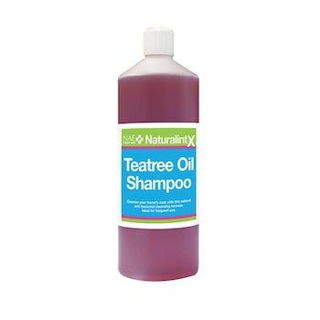 NAF NaturalintX Tea Tree Oil Shampoo for Horses
