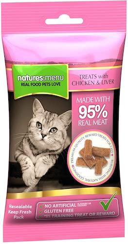 Natures Menu Cat Treats