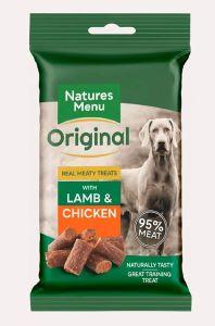 Natures Menu Dog Treats Chicken and Lamb