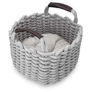 Navaris Small Cat Bed Basket