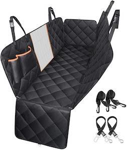 OMORC Dog Car Seat Cover