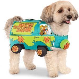 Scooby-Doo Mystery Machine Pet Dog Costume