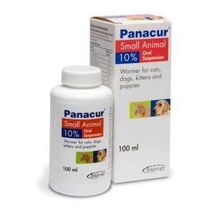 Panacur Oral Suspension