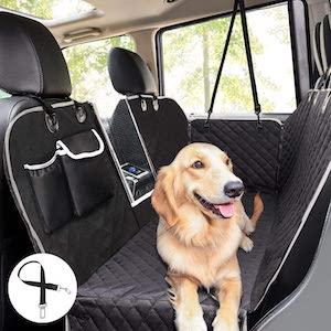 Pecute Dog Car Seat Cover