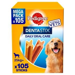 Pedigree Dentastix Large Adult Dog Treats