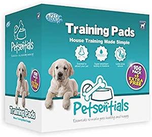 Pet Brands Petsentials Training Pads