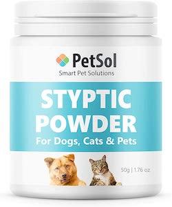 PetSol Styptic Powder
