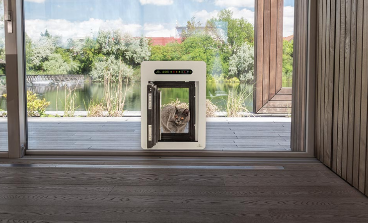 PetWALK cat flap