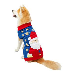 Pets at Home Christmas Santa Claus Dog Jumper