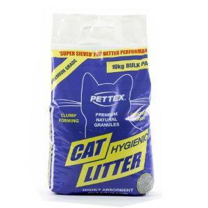 Pettex Premium Dust Extracted Clay Granule Clumping Cat Litter