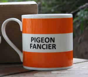 Pigeon Fancier Mug