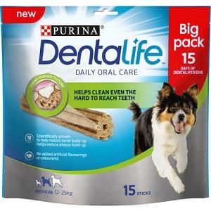 Purina Dentalife Medium Adult Dog Chew