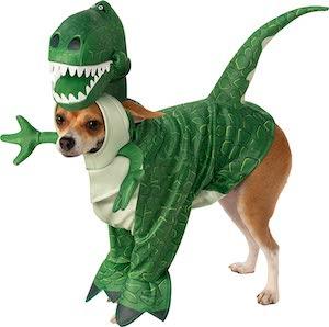 Toy Story Rex Pet Dog Costume