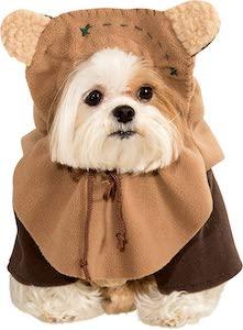 Star Wars Ewok Pet Dog Costume