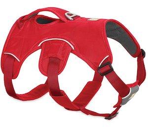Ruffwear Webmaster Blue Dusk Dog Harness