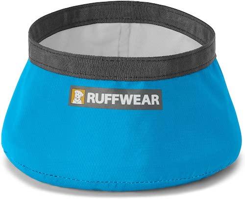 Ruffwear Ultralight Portable Fabric Dog Bowl