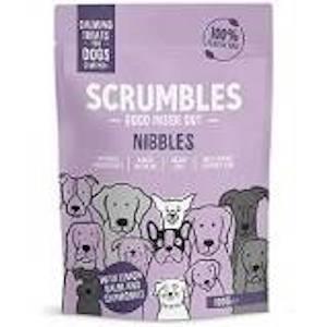 Scrumbles Nibbles Dog Treats
