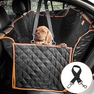 Siivton Lantoo Dog Seat Cover