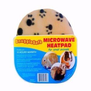The Snuggle Safe Heatpad