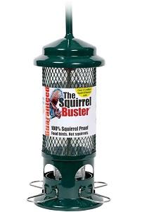 Squirrel Buster Squirrel Proof Bird Feeder