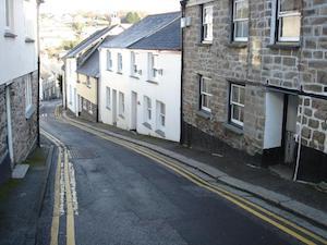 St Gluvias Street