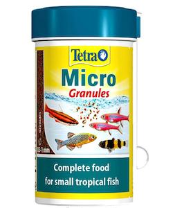 Tetra Fish Food Micro Granules