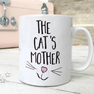 The Cat's Mother Cat Mug
