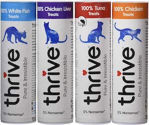 Thrive Cat Treats