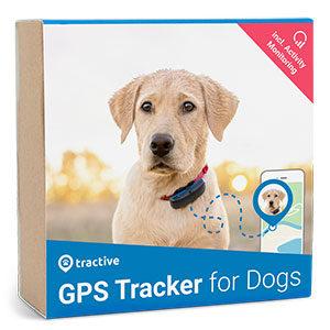 Tractive GPS Dog Tracker and Activity Monitor