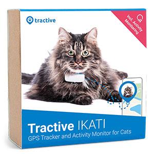 Tractive IKATI GPS Cat Tracker and Activity Monitor