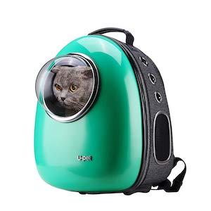Upet Bubble Pet Carrier