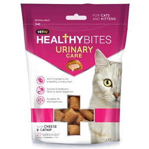 VetIQ Healthy Bites Urinary Care Cat and Kitten Treats