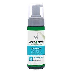 Vet's Best Natural Waterless Cat Bath