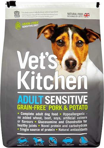 Vet's Kitchen Grain Free Dog Food