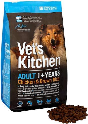 Vet's Kitchen Chicken & Brown Rice Complete Dry Dog Food