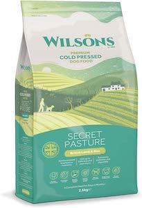 Wilsons Secret Pasture Cold Pressed Dog Food