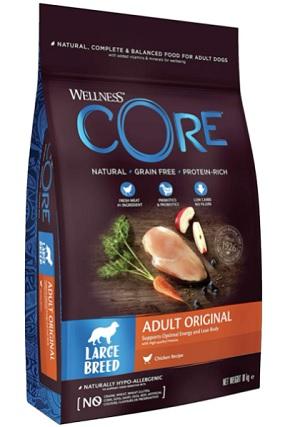 Wellness CORE Original Grain Free Dry Dog Food