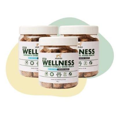 Wellness Chicken Hearts Lecker Bites