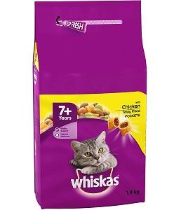 Whiskas Senior Complete Dry Food
