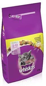 Whiskas Junior Dry Cat Food