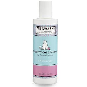 WildWash Purrfect Cat Pet Shampoo
