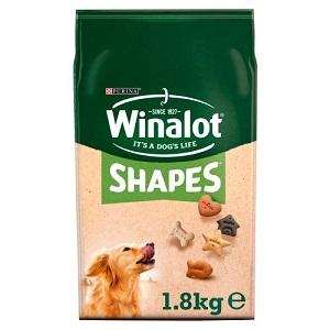Winalot Shapes Dog Treats