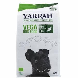 YARRAH Organic Vega Dry Dog Food