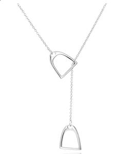 YFN Stirrup Necklace