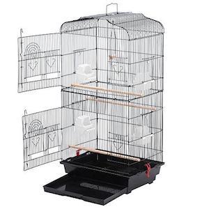 Yaheetech Hanging Bird Cage
