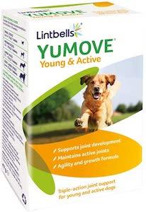 YuMOVE Young & Active Dog