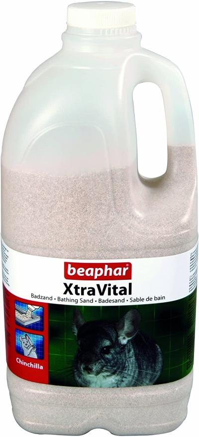 Beaphar XtraVital Chinchilla Bathing Sand