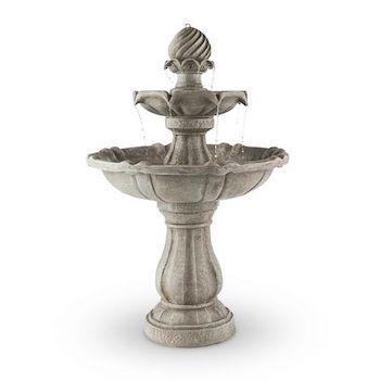 Blumfeldt Bird Bath Garden Fountain