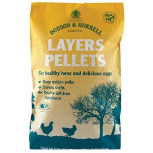 Dodson & Horrell Layer Pellets